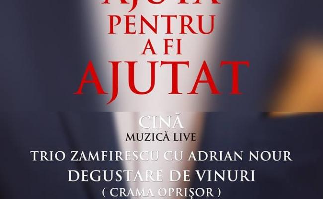 """Bal Caritabil """"AJUTĂ PENTRU A FI AJUTAT"""" – Octombrie 2014"""